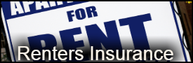 Renters Insurance Button