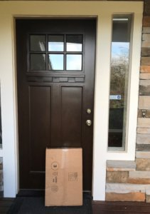 How to prevent holiday package theft in Auburn, WA