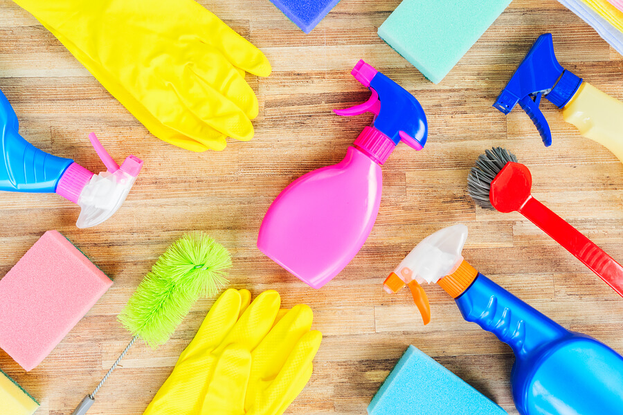Spring cleaning your Auburn, WA home